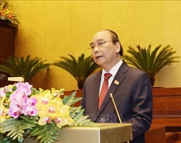 Trình miễn nhiệm Phó Chủ tịch nước và một số Ủy viên Ủy ban Thường vụ Quốc hội