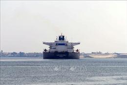 Ai Cập khẳng định an toàn hàng hải dọc kênh đào Suez
