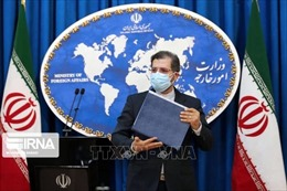 Iran hối thúc châu Âu gây áp lực để Mỹ dỡ bỏ các lệnh trừng phạt