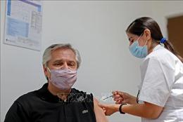 Argentina đề nghị Nga đảm bảo nguồn cung vaccine ngừa COVID-19
