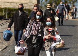 Ukraine: Hạn chế đi lại, đóng cửa các trường tiểu học ở thủ đô Kiev