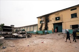 Xung đột bạo lực gia tăng tại khu vực Đông Nam Nigeria