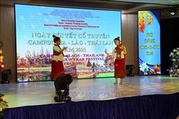 Ngày hội Tết cổ truyền Campuchia, Lào, Thái Lan tại TP Vũng Tàu