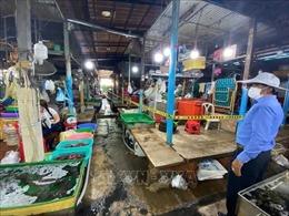 Campuchia đóng cửa nhiều chợ ở thủ đô để ngăn dịch COVID-19 lây lan
