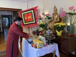 Lễ Giỗ Tổ trực tuyến của người Việt ở Canada: Trang nghiêm, thành kính