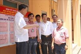 Kiểm tra, giám sát công tác chuẩn bị bầu cử tại Đà Nẵng