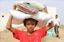 Kêu gọi quyên góp 5,5 tỷ USD cứu 34 triệu người khỏi nạn đói