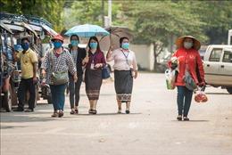 Lào ghi nhận số ca nhiễm trong ngày tăng vọt ở mức 2 con số