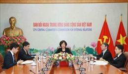Đoàn đại biểu Đảng Cộng sản Việt Nam dự cuộc họp của Ủy ban Thường trực ICAPP