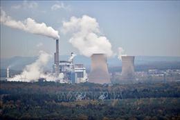 EU cam kết giảm ít nhất 55% lượng khí thải CO2 vào năm 2030