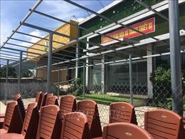 Cưỡng chế tháo dỡ 7 công trình xây dựng trái phép tại Nha Trang