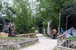 Từ 13 giờ ngày 1/5, Hà Nam thực hiện cách ly xã hội đối với xã Đạo Lý, huyện Lý Nhân