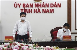 Từ 18 giờ ngày 4/5, Hà Nam dừng hoạt động các quán nước, quán ăn vỉa hè