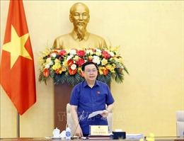 Văn phòng Quốc hội tập trung cải tiến, nâng cao chất lượng các phiên họp Quốc hội