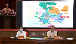 Tuyến đường vành đai 4 đóng vai trò quan trọng bậc nhất trong liên kết vùng Thủ đô