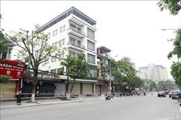 Thành phố Vĩnh Yên (Vĩnh Phúc) thực hiện giãn cách xã hội