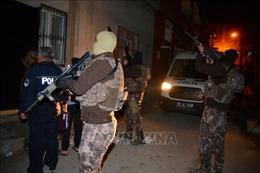 Thổ Nhĩ Kỳ bắt giữ 8 đối tượng tình nghi IS