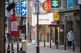 Ngày thứ 3 liên tiếp Nhật Bản ghi nhận trên 6.000 mắc COVID-19