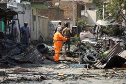 Pakistan kịch liệt lên án vụ đánh bom ở Kabul, Afghanistan
