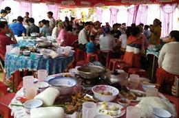 Vụ ngộ độc cỗ cưới ở Đắk Nông: Nơi chế biến thực phẩm mất vệ sinh