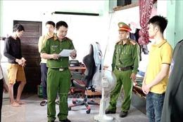 Quảng Bình: Triệt phá thành công đường dây đánh bạc tiền tỷ qua mạng