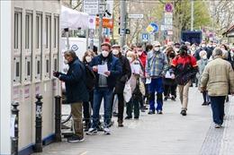 Nhiều bang ở Đức lên kế hoạch nới lỏng phong tỏa