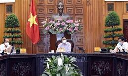 Kết luận của Thủ tướng Chính phủ tại cuộc họp về công tác chuẩn bị bầu cử