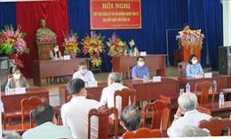 Cử tri Phú Yên mong muốn những người trúng cử phải thực hiện lời hứa