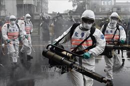 Đài Loan nâng mức báo động dịch bệnh COVID-19