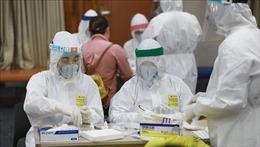 Xuất hiện thêm ổ dịch COVID-19 tại Khu công nghiệp Quang Châu (Bắc Giang)