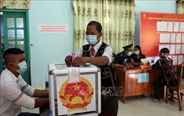 Hoàn thành bầu cử sớm tại 6 xã vùng biên giới tỉnh Quảng Nam