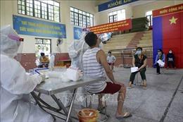 Hà Nội: 9.158 mẫu xét nghiệm người trở về từ Đà Nẵng âm tính với SARS-CoV-2