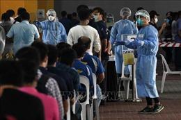 Singapore ghi nhận số ca lây nhiễm trong cộng đồng cao nhất trong hơn 1 năm qua