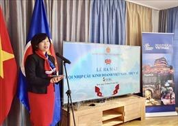 Nhịp cầu Kinh doanh Việt Nam–Thụy Sĩ thành lập Ban đại diện