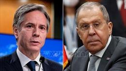 Ngoại trưởng Nga, Mỹ kêu gọi tăng cường hợp tác