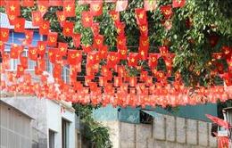 Rộn ràng không khí Ngày hội lớn trên các bản làng ở Lai Châu