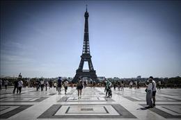 Pháp công bố kế hoạch mở cửa trở lại Tháp Eiffel