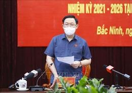 Bắc Ninh đã chuẩn bị rất nghiêm túc, khoa học, bảo đảm an toàn cho bầu cử