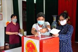 Đồng bào công giáo Nam Định tích cực tham gia bầu cử