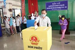 Bảo đảm an ninh chính trị và trật tự, an toàn xã hội trong Ngày Bầu cử