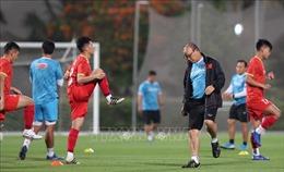 Vòng loại World Cup 2022: Chờ đợi những chiến thuật bất ngờ của HLV Park Hang-seo