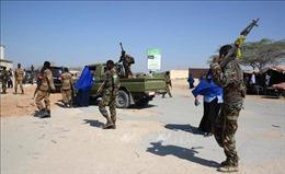 Somalia tiêu diệt hàng chục phần tử al-Shabaab