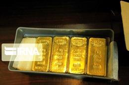 Giá vàng thế giới phiên 4/6 giảm sau 4 tuần tăng liên tiếp