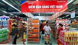 Tăng sức cạnh tranh, tạo sự lan toả cho hàng Việt