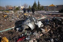 Iran sẵn sàng bồi thường vụ bắn rơi máy bay Ukraine