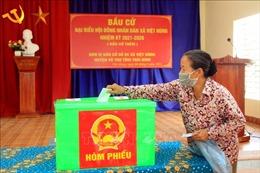 Thái Bình: Bầu cử thêm 4 đại biểu HĐND cấp xã