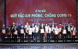 Sáng kiến lập Quỹ vaccine phòng COVID-19 của Việt Nam được đánh giá cao