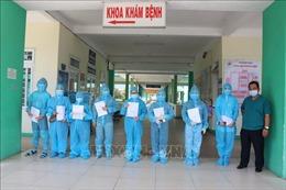 Đà Nẵng: Thêm 8 bệnh nhân mắc COVID-19 được xuất viện 