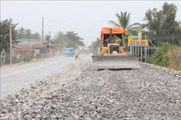 Gần 28.500 tỷ đồng phát triển hạ tầng giao thông và dịch vụ logistics