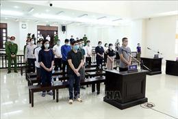 11 bị cáo trong vụ án Công ty Nhật Cường làm đơn kháng cáo